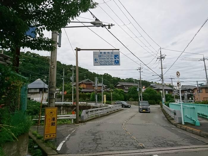勝尾寺ヒルクライムスタート